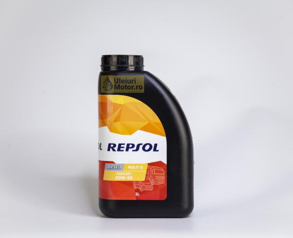 REPSOL MIXFLEET 20W50 0