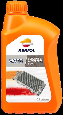 Repsol Motocoolant & Antifreeze 50% 0