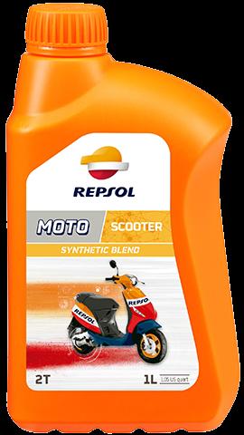 Repsol Moto Scooter 2T 0