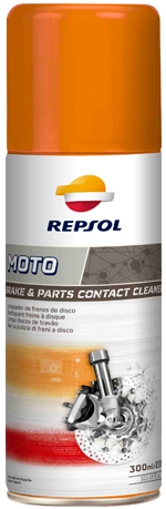 Repsol Moto Brake & Parts Contact Cleaner 0