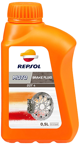 Repsol Moto DOT 4 Brake Fluid 0