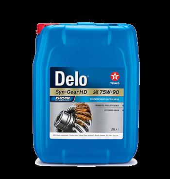 TEXACO DELO SYN GEAR HD 75W90 0