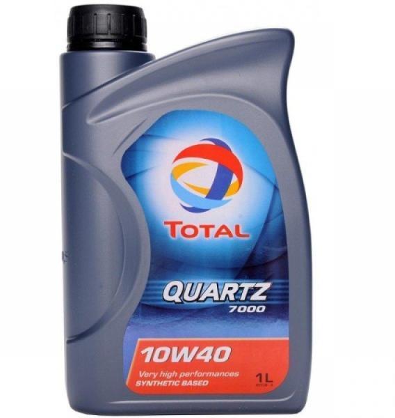 TOTAL QUARTZ 7000 10W40 1 L 0