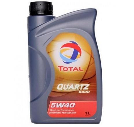 TOTAL QUARTZ 9000 5W40 1 L 0