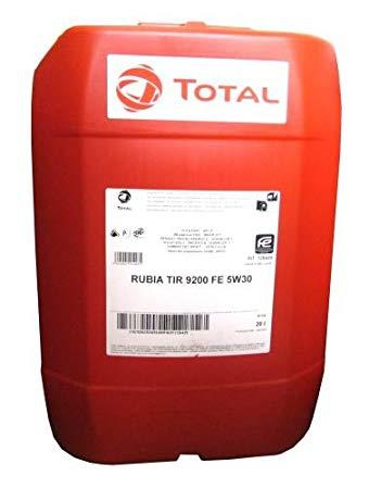 Total Rubia 9200 Fe 5W30 20L 0