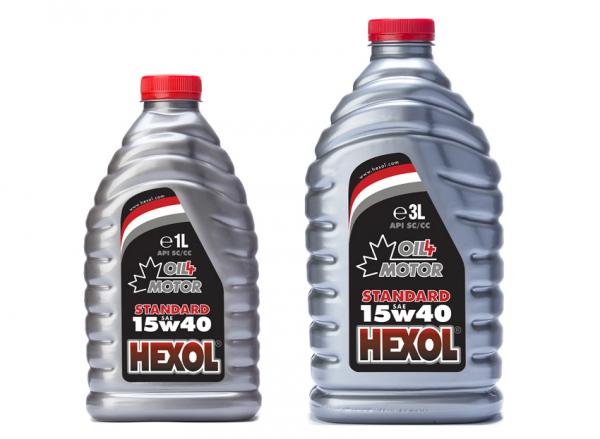 HEXOL STANDARD 15W40 0