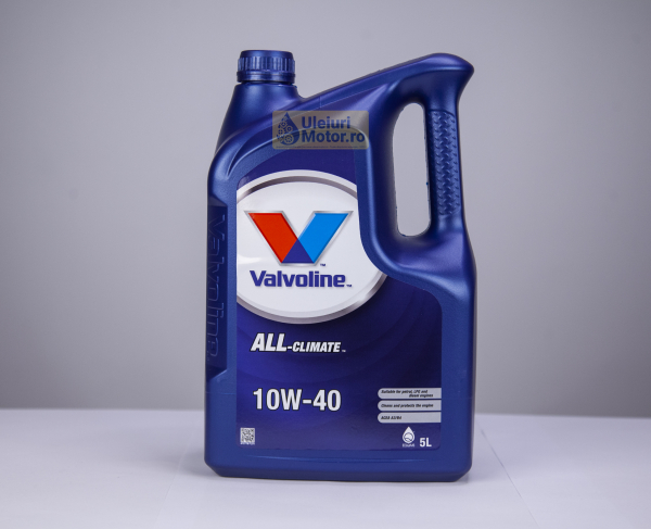VALVOLINE ALL CLIMATE 10W-40 [0]