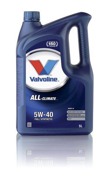 VALVOLINE ALL CLIMATE C3 5W-40 0