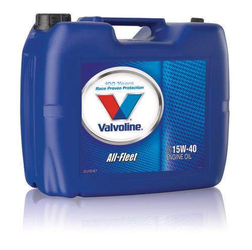 VALVOLINE ALL FLEET 15W-40 0