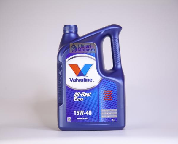 VALVOLINE ALL FLEET EXTRA 15W-40 0