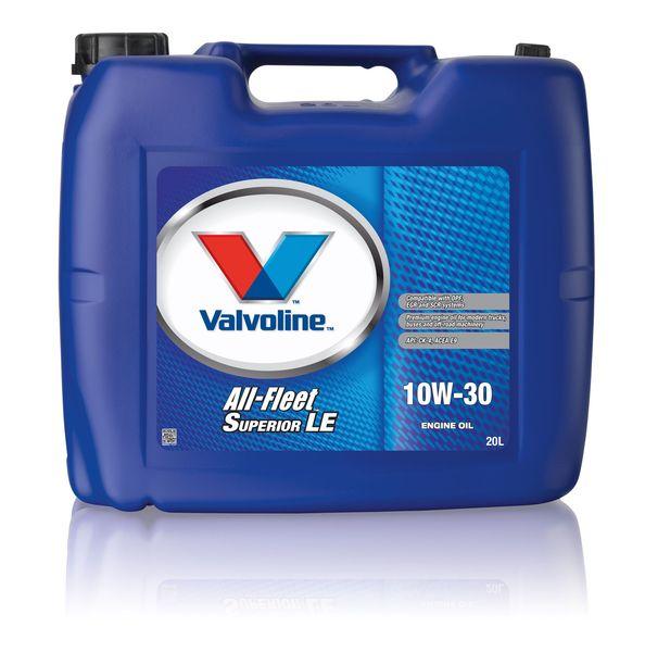 VALVOLINE ALL FLEET SUPERIOR LE 10W-30 0