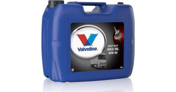 VALVOLINE HD AXLE OIL 85W-140 0