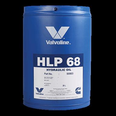 VALVOLINE HIDRAULIC HLP 68 0