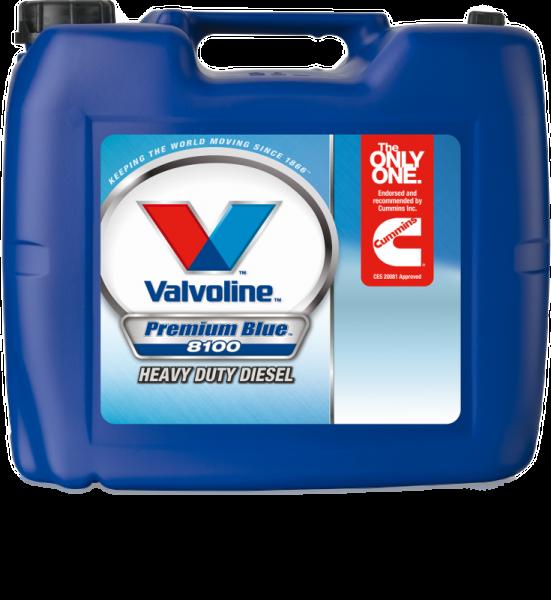 VALVOLINE PREMIUM BLUE 8100 ES 15W-40 0