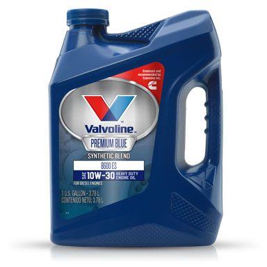 VALVOLINE PREMIUM BLUE 8600 ES 10W-30 0