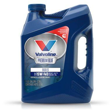 VALVOLINE PREMIUM BLUE 8600 ES 15W-40 0