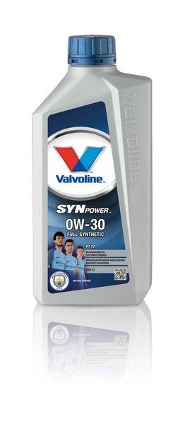VALVOLINE SYNPOWER DT C2 0W-30 0