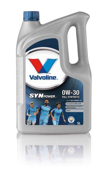 VALVOLINE SYNPOWER FE 0W-30 [0]