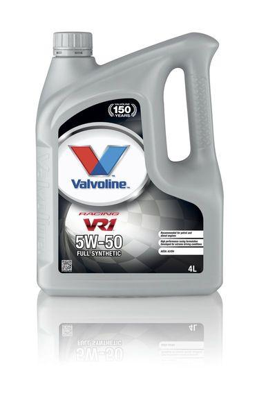VALVOLINE VR1 RACING 5W-50 0