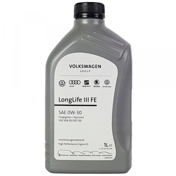 VW SAE 0W30 1L (G S55 545 M2) 0