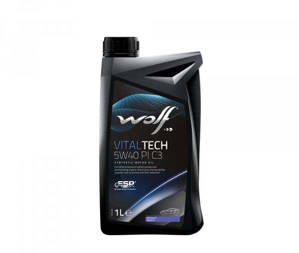 WOLF VITALTECH 5W40 PI 1L 0