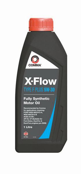 COMMA X-FLOW F PL 5W30 SYN. 1L 0