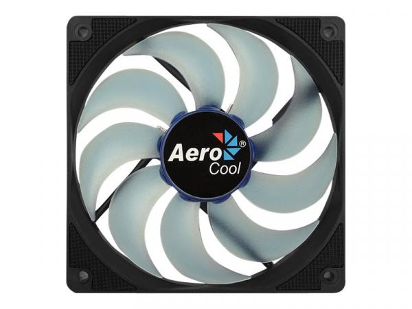 AEROCOOL AEROMOTION-12PLUSBL AEROCOOL MOTION 12 PLUS BLUE Ventilator 120x120x25mm 2