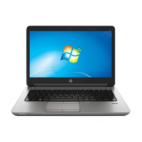 "Laptop HP ProBook 640 G1 cu procesor Intel® Core™ i5-4310M 2.70GHz, Haswell™, 14"", 8GB, 130GB SSD, DVD-RW, Intel® HD Graphics 0"