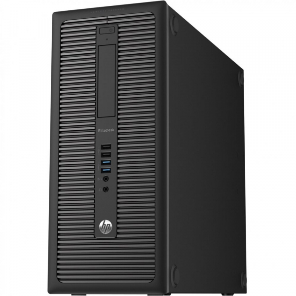SISTEM TOWER I5 4690, 8GB RAM, 500GB HDD,  HP ELITEDESK 800 G1 2