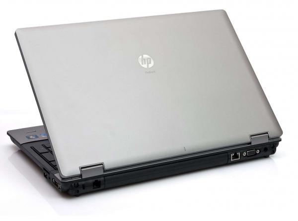Laptop HP ProBook 6550b cu procesor Intel® Core™ i5-520M 2.40GHz, 4GB RAM, 250GB HDD, Intel® HD Graphics, DVD-RW 2