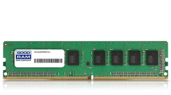 Memorie Goodram 4GB DDR4, 2666 MHz, CL 19 Pentru Calculator 0