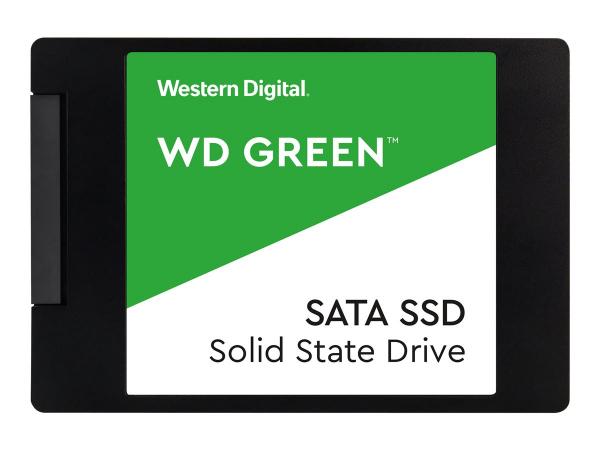 WD Green SSD 480GB SATA III 6Gb/s 2.5inch 7mm Bulk 0