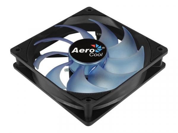 AEROCOOL AEROMOTION-12PLUSBL AEROCOOL MOTION 12 PLUS BLUE Ventilator 120x120x25mm 3
