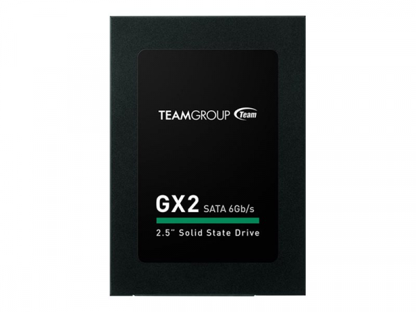 TEAM GROUP T253X2128G0C101 SSD GX2 128GB 2.5 SATA III 6GB/s 500/320 MB/s 0