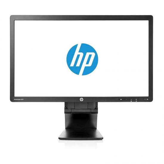 "MONITOR LED 23"" HP E231 0"