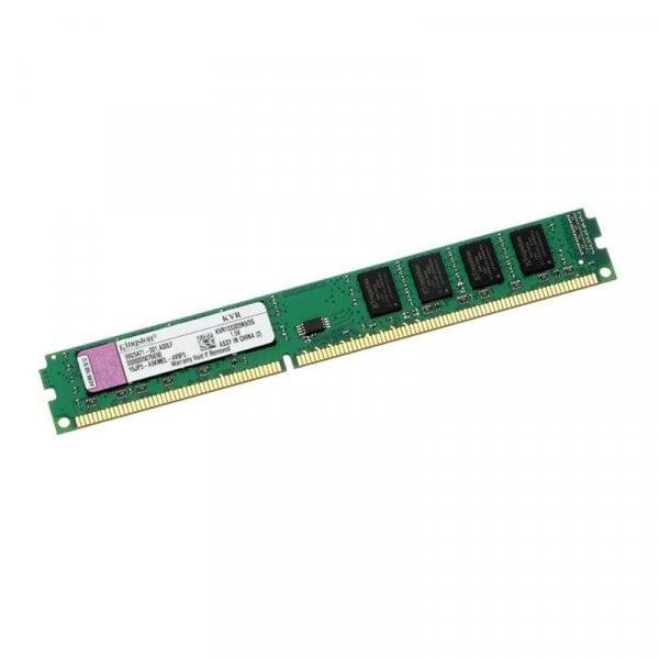 Memorie Kingston 4GB, DDR3, 1600MHz, Non-ECC, CL11, 1.5V, LowProfile Pentru Calculator 0