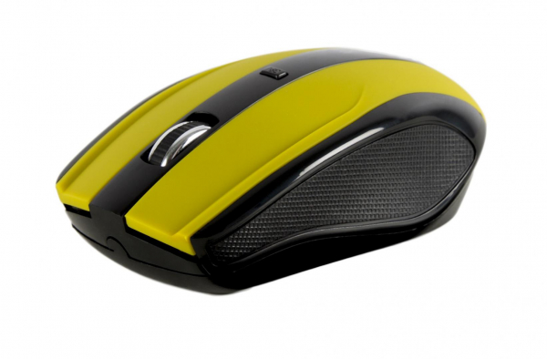 Mouse Wireless Serioux Rainbow 400, USB, Verde 2