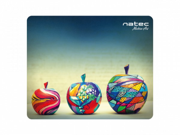 Mousepad Natec Apples NPF-1432 0