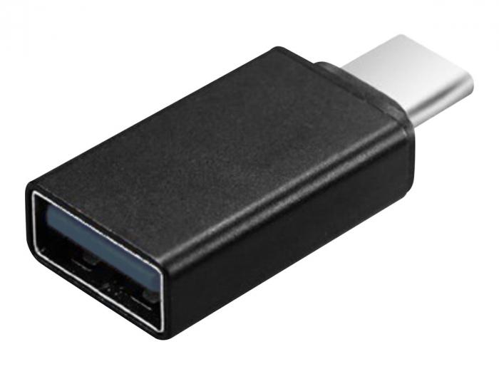 GEMBIRD A-USB2-CMAF-01 Gembird USB 2.0 USB 2.0 -> Type-C adapter (CM/AF) 0