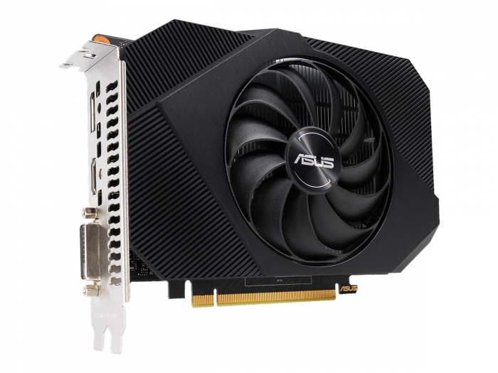 ASUS Phoenix NVIDIA GeForce GTX 1650 OC Edition Gaming Graphics Card PCIe 3.0 4GB GDDR6 4