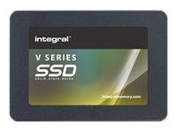 INTEGRAL INSSD240GS625V2 Integral SSD V SERIES-3D NAND, SATA III 2.5 240GB, 500/400MB/s 1