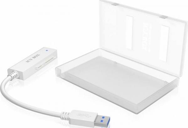 Adaptor HDD-SSD Raidsonic Icy Box IB-AC603a-U3 2.5inch SATA USB 3.0 1