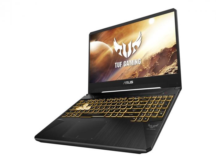 ASUS FX505DT AMD Ryzen 7 3750H 15.6inch FHD 8GB 512GB M.2 NVMe PCIe 3.0 SSD GeForce GTX 1650 NO OS 2Y Stealth Black 4