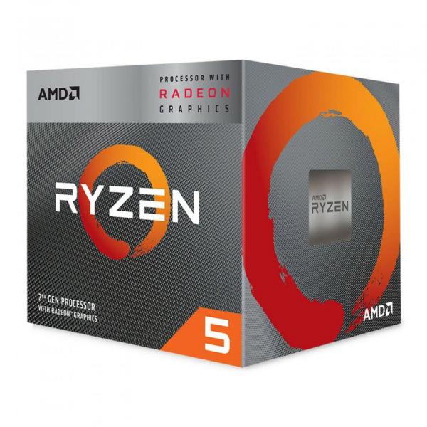 AMD CPU RYZEN 5 3600X 100100000022BOX 0