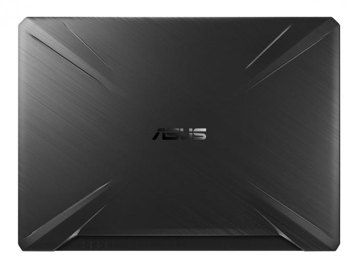ASUS FX505DT AMD Ryzen 7 3750H 15.6inch FHD 8GB 512GB M.2 NVMe PCIe 3.0 SSD GeForce GTX 1650 NO OS 2Y Stealth Black 5