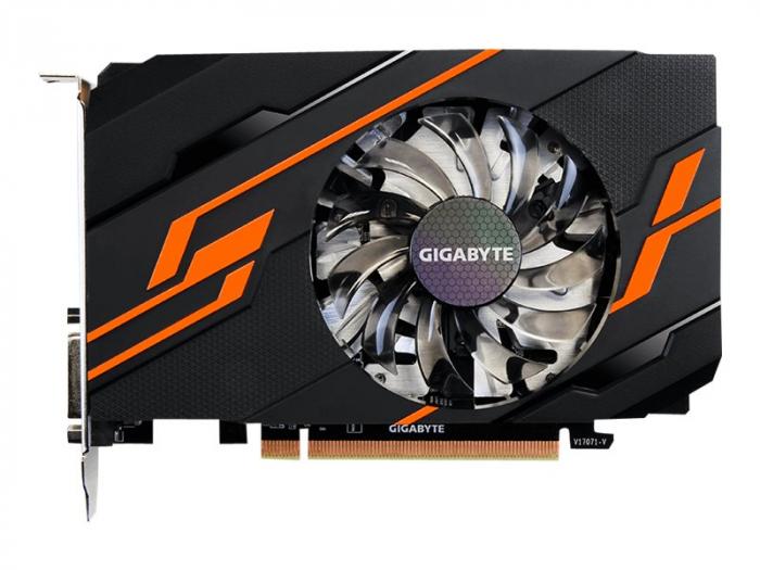 Placa video GV-N1030OC-2GI Gigabyte GeForce GT 1030 OC 2G, 2GB GDDR5 3
