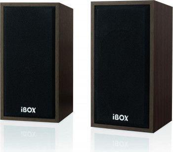 Boxe 2.0 iBOX SP1 2x5W Wood [0]