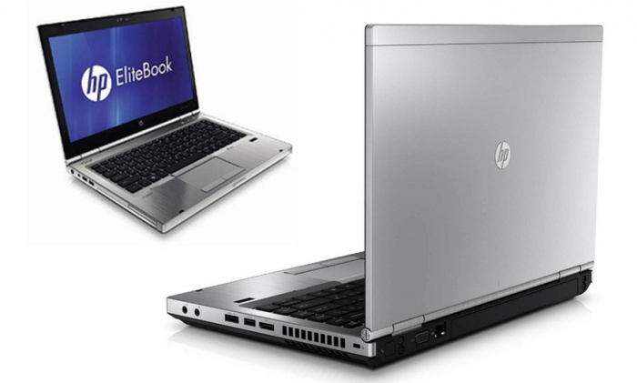 LAPTOP PROCESOR I5 3320M MEMORIE RAM 4096 HDD 240 SSD NOU DVD-RW FW HP ELITEBOOK 8570P  Second-Hand 1