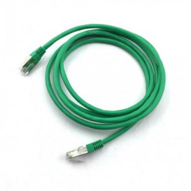 Cablu retea 4WORLD CAT5 Patch Cable UTP 5M VERDE 0