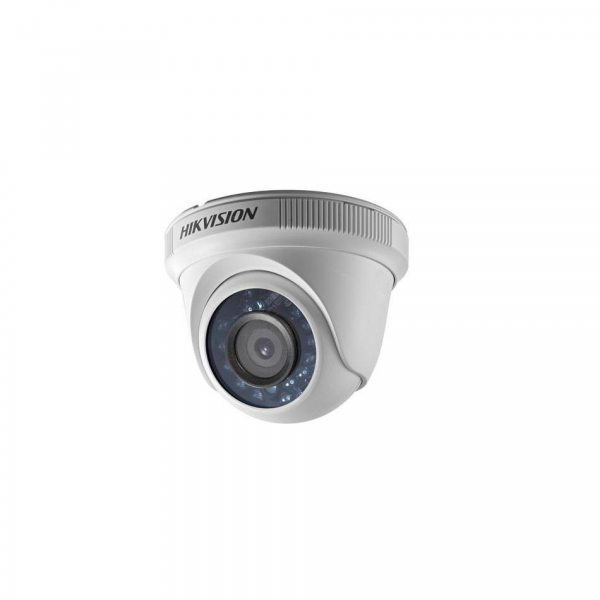 CAMERA HIKVISION TURBOHD DOME 2MP 2.8MM 0
